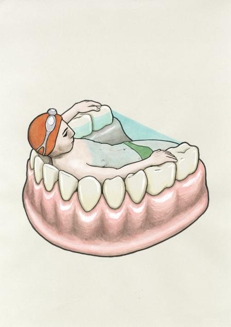 """jornada de bocas abiertas"""