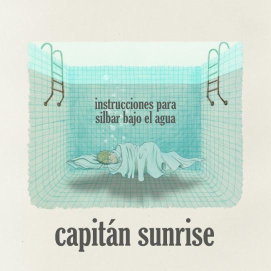 """carátula para """"capitán sunrise"""""""