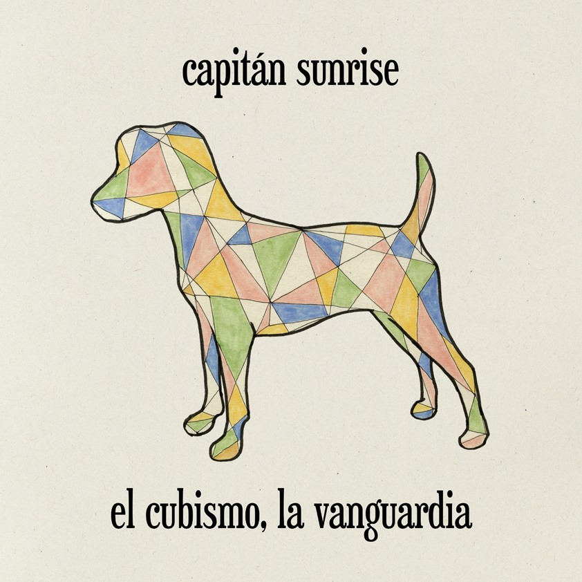 "carátula single para ""capitán sunrise"""