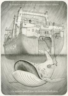 """la ballena azul #2"""
