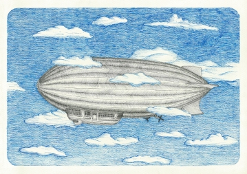 """""""zeppelin"""""""